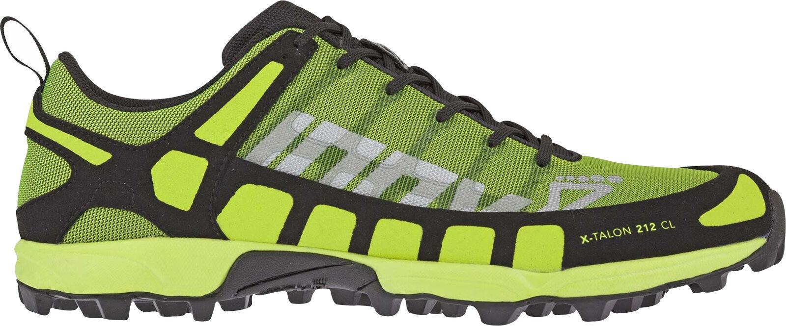 Inov8 X-Talon 212 Classic Mens Trail Running schuhe - Gelb    | Neueste Technologie