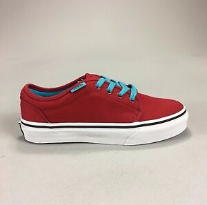 Vans Kids 106 Vulcanized Trainers Pumps Brand new box in UK Size 10 ... fe1aedb24