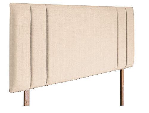 Meilleure vente barre latérale Tête de lit en lin tissus Qualité Premium Couleurs /& Taille