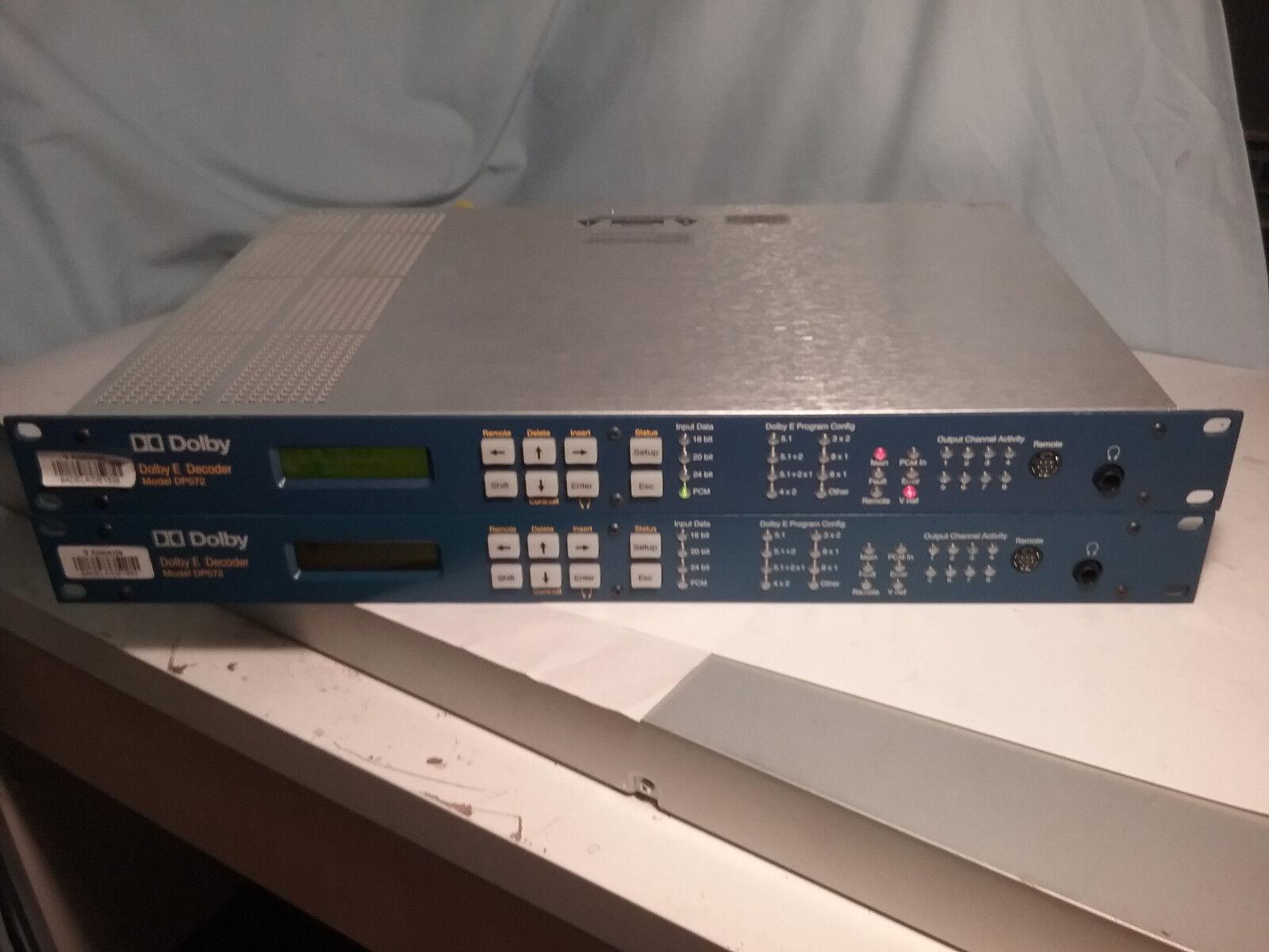 DOLBY E Decoder Modell DP572