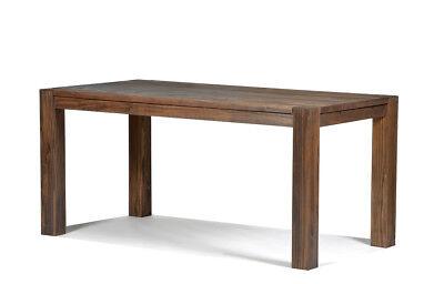 Esstisch 160x80cm Cognac braun Rio Bonito Esszimmer Massivholz Tisch Pinie | eBay