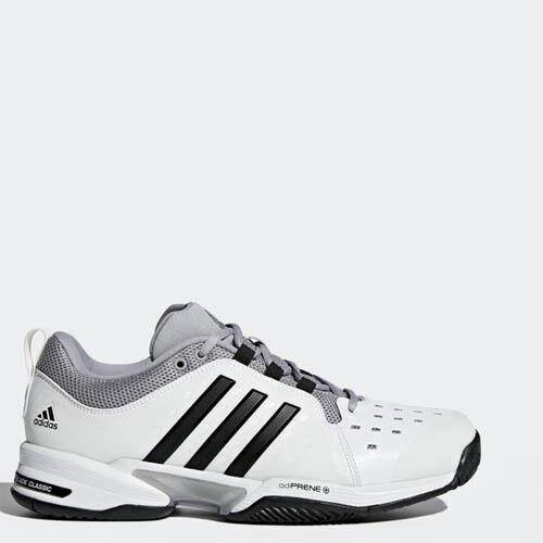 Adidas Zapatos Tenis clásicos de ancho barricada BY2920 blancoo Zapatillas
