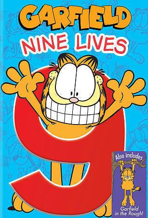 Garfield Nine Lives Dvd 2018 For Sale Online Ebay