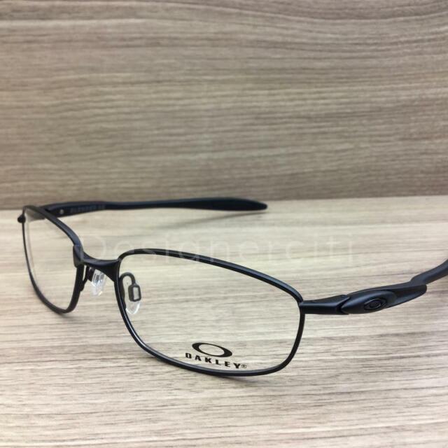 861f63dbd08 Oakley Blender 6b Eyeglasses Ox3162-0355 Satin Black 55mm Authentic ...