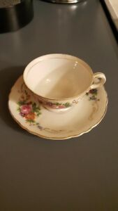 Details about SGK China Tea Cup and Saucer Made in Occupied Japan