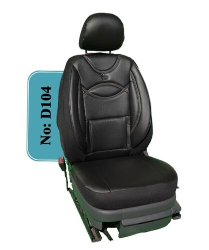 Fiat Schonbezüge Sitzbezug Sitzbezüge Fahrer/&Beifahrer Kunstleder D104