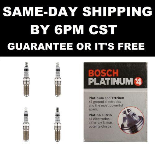 4 Bosch Platinum+4 4481 Spark Plugs 2001 2002 2003 2004 CHRYSLER PT CRUISER