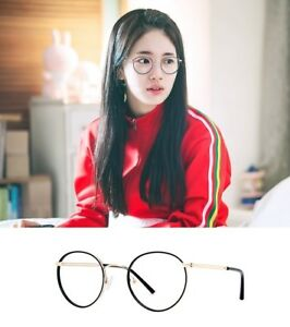 dfaca453863 While You Were Sleeping Miss A Suzy Suzi CARIN Jude C2 Glasses Korea ...