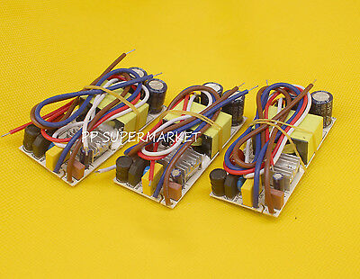 50W High Power Driver Supply 85-265 V Constant Current LED Light Chip Lamp