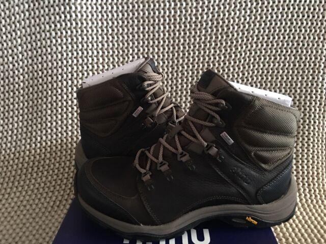 Montara Hiking Boot Smokey Brown
