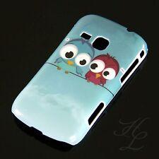Samsung Galaxy Mini 2 S6500 Custodia Per Cellulare Guscio Rigido Astuccio