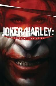 JOKER-HARLEY-CRIMINAL-SANITY-1-NM-FRANCESCO-MATTINA-BATMAN-DC-COMIC-BLACK-LABEL