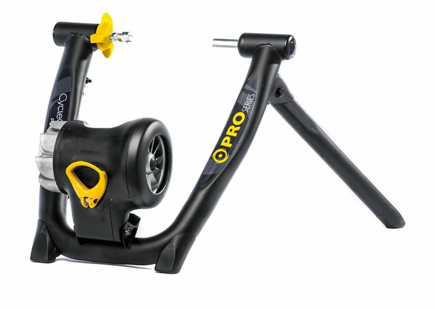 Cycleops Jetfluid Pro Bicycle Resistance Indoor Trainer Exercise Bike 9331