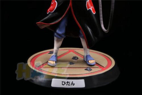 "Anime Naruto Hidan Akatsuki 30cm 12/"" PVC Action Figure Statue Model Toy No Box"