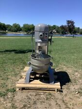 60qt Mixer Hobart H 600t 15hp With Bowl Amp Paddle 3ph 200v Tested