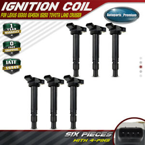 Direct Ignition Coil Boot X654HG for LX470 ES300 GS300 GS350 GS450h IS250 IS350