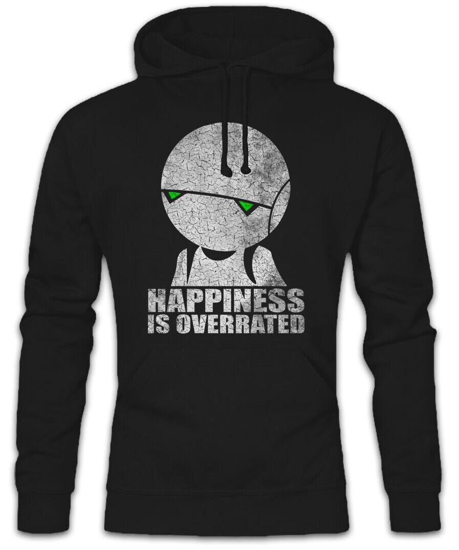 Happiness Happiness Happiness Is Overrated Hoodie Kapuzenpullover Depression Depressiv Fun Android    Maßstab ist der Grundstein, Qualität ist Säulenbalken, Preis ist Leiter    Züchtungen Eingeführt Werden Eine Nach Der Anderen    Primäre Qualität  2530f5