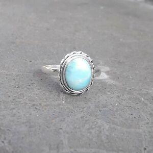 Larimar-Solid-925-Sterling-Silver-Anxiety-Ring-Meditation-Ring-SR020