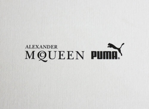 Puma Alexander McQueen AMQ Ofeya Damen Schuhe Stiefel Sneaker schwarz Gr 39-41