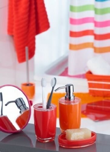 Soap Dispenser Graz Orange//Pink//Red