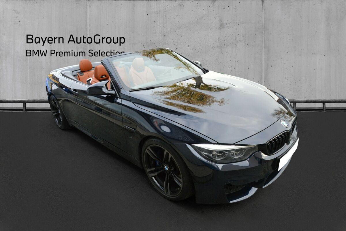 BMW M4 Cabriolet Competition aut.