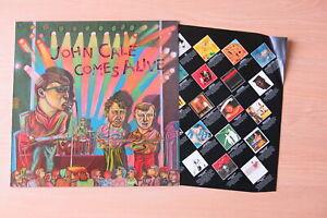 JOHN-CALE-Comes-Alive-UK-vinyl-LP-Island-Ze-Records-1984-Velvet-Underground