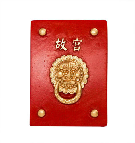 Gate of Forbidden City China Beijing 3D Resin Fridge Magnet Travel Souvenir