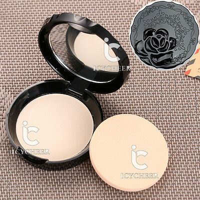 Makeup Face Powder Contour Smokey Natural Foundation Powder Concealer Natural