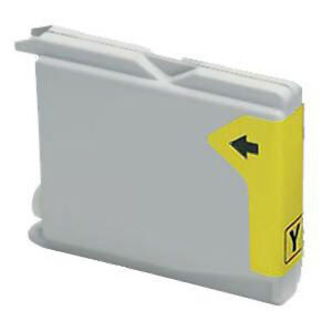 1-amarillo-cartucho-de-tinta-compatible-con-LC970-LC1000-not-Brother