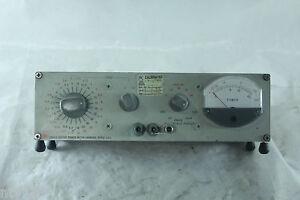 GR 1840A OUTPUT POWER METER GENRAD 1840-A GENERAL RADIO