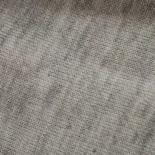 Sweat gris argenté tissus en molleton jersey /& hoddies