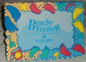 BEACH-Design-PICTURE-FRAME-FREE-S-H-Easel-Back-Magnet-d