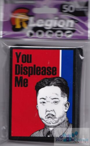50 LEGION SUPPLIES Lil Kim You Displease Me Art DECK PROTECTOR CARD SLEEVES