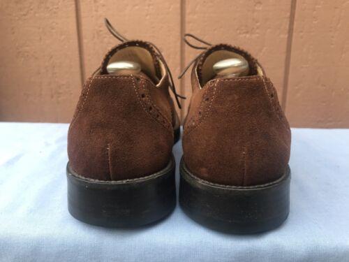 Euc hommes 10 Chaussures Angeles à Eur pour Us lacets daim de 44 Certo Los marron en AHA4qrn
