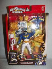 POWER Rangers Megaforce. CORAZZATO modalità Ultra Blue Ranger. NUOVO con scatola