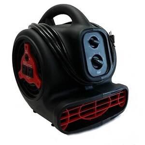 Xtreme Garage Air Mover 2 Outlets Dryer 1/8 HP P-200AT- Manufacturer Refurbished