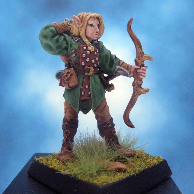 Painted Reaper Miniature Niriodel Elven Archer