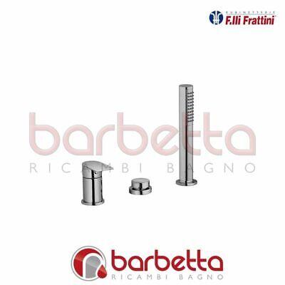 Ambitieus Batteria Per Bordo Vasca Monocomando Senza Bocca Tolomeo Frattini 83028