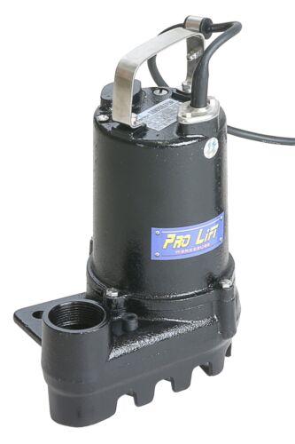 250 W Pompe immergée pour 11m³//h Pompe à Eaux Usées Jardin Pompe à eau de pluie swi250j 02273