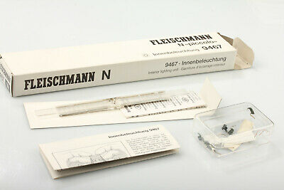Aspirante N Fleischmann 9467 Illuminazione Interna - Conf. Orig. Facile Bemackt #2