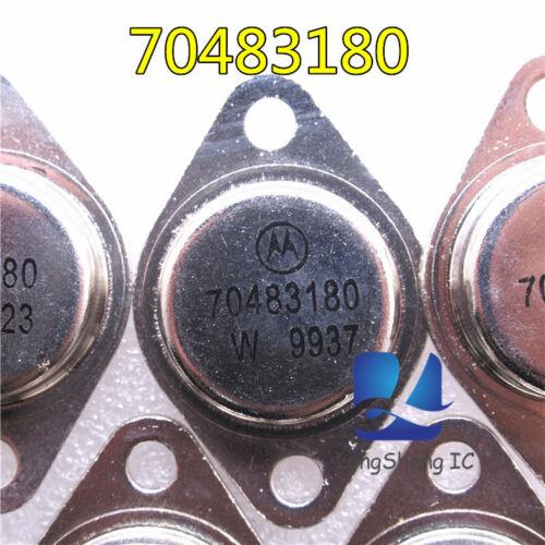 2PCS 70483180 Encapsulation:TO-3