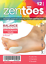 ZenToes-Felt-Metatarsal-Pads-6-Pair-Pack-Adhesive-Ball-of-Foot-Insole-Cushions thumbnail 7