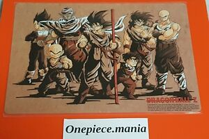 DRAGON-BALL-Z-Carddass-Hondan-jumbo-card-Shitajiki-Goku-Animetopia-New