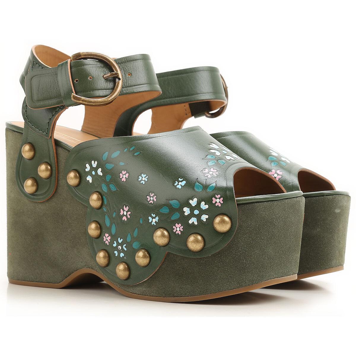 Marc Jacobs Sandalo dawn, Dawn wedge sandals | Vendita Calda  | Scolaro/Signora Scarpa