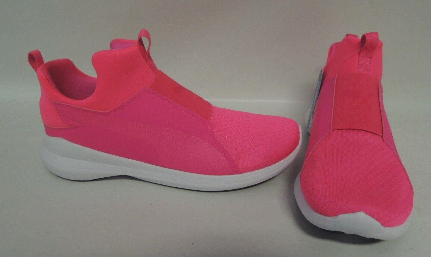 NEU Puma Rebel MD W Gr. 40 Sneaker Schuhe Fitness Workout Schlupf 364539-03