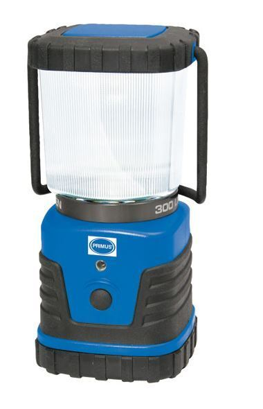 NEW PRIMUS NOVA MAX 300  LED LANTERN 300 LUMENS WATER RESISTANT CAMPING HIKING  save up to 70%