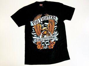 Foo-Fighters-Harley-Davidson-Skull-Eagle