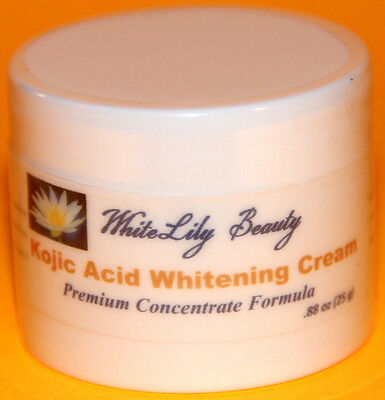 Whitelily Beauty Skin Whitening Lightening Brightening Kojic Acid 4in1 Creams