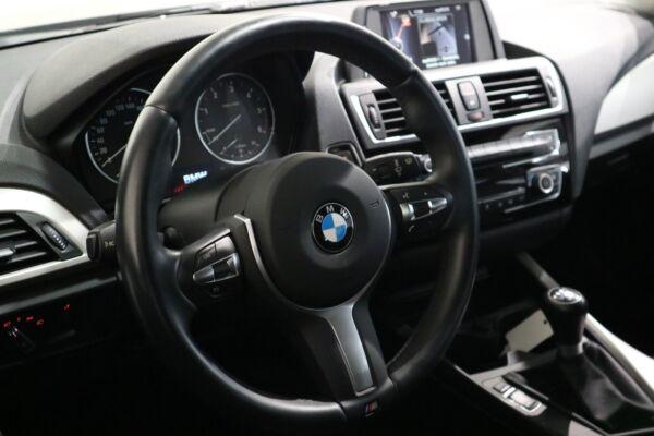 BMW 118d 2,0  - billede 3