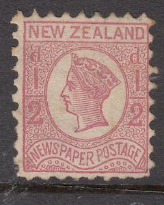 NEW-ZEALAND-1873-1-2d-Newspaper-Stamp-SG-146-NO-WMK-MVLH-Cat-500